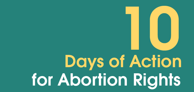 10 Days of Action