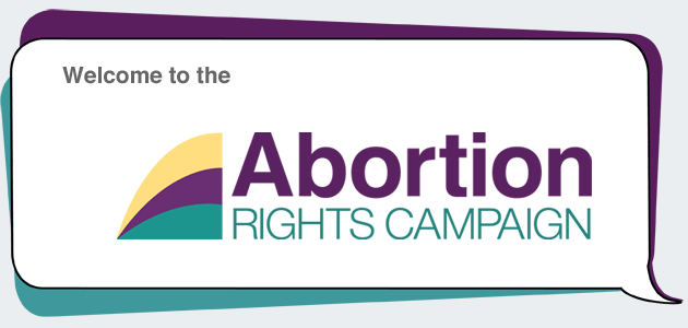 Welcome to the Abortion Rights Campaign