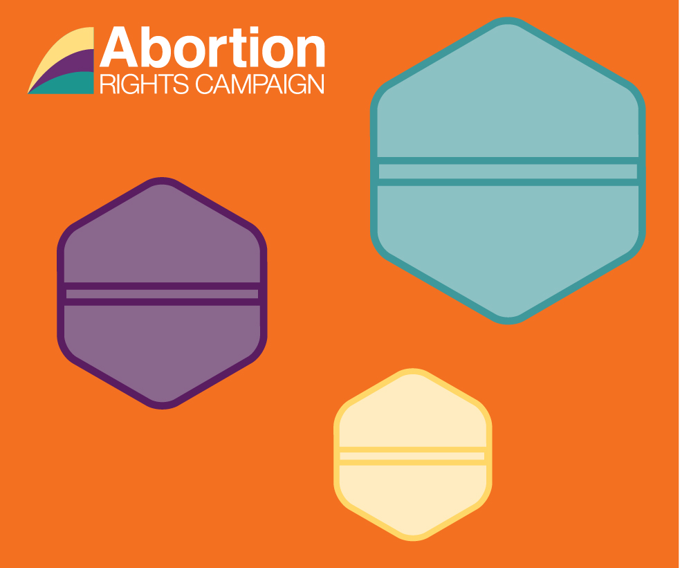 abortion pill illustration